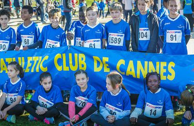 PLAIDOYER POUR LE CROSS COUNTRY - DEPARTEMENTAUX OPIO 2016
