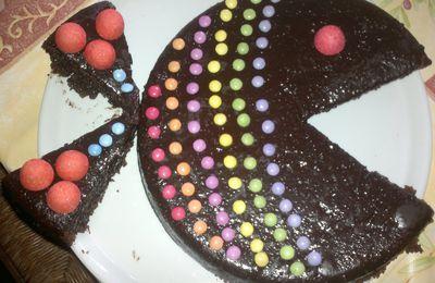Présentation gâteau