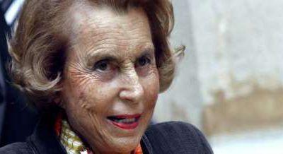Liliane Bettencourt, la femme la plus riche du monde, est décédée