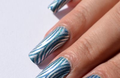 Nail art Illusion (+ gagnante mini GA )