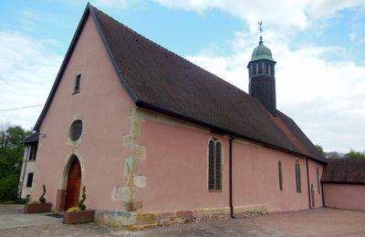 Chapelle du Val du Pâtre (Schaefferthal) Soultzmatt