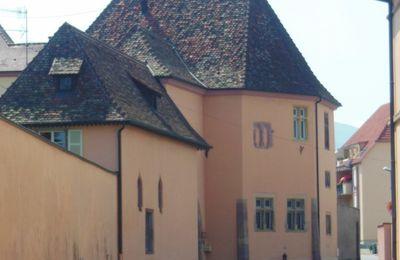 Couvent des Antonins, Maison St Michel - Issenheim