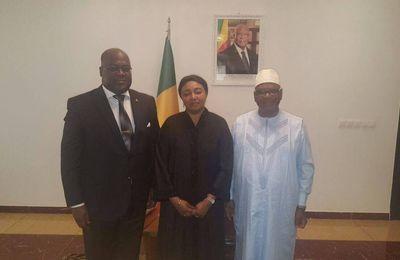 Le président du Rassemblement en tournée africaine à la recherche des soutiens à l'application de l'Accord du 31 décembre