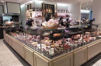 Supermercado de luxo - La Grande Epicerie de Paris