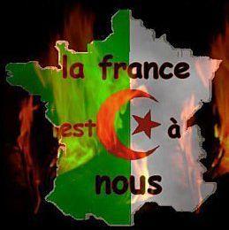 DE L'ALGERIE FRANCAISE ... A LA FRANCE ALGERIENNE