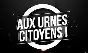 «AUX URNES CITOYENS!»