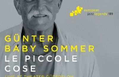 GÜNTER BABY SOMMER «Le Piccole Cose»