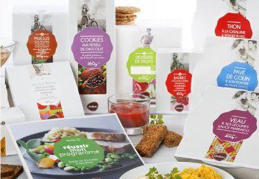 Partenariat : Dietbon  -  Repas minceur