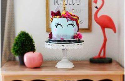 Gâteau d 'anniversaire Licorne