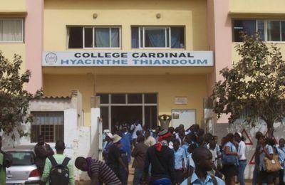 TERRORISME ISLAMISTE Jeunesse Sénégal Hypothèse