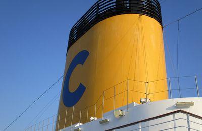 A Bord du navire Costa Deliziosa