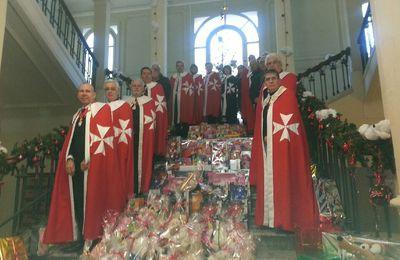 Noël pour les enfants de l'hopital de San Salvadour