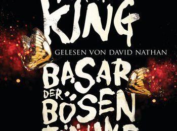Stephen King – Basar der bösen Träume (Hörbuch gelesen von David Nathan)
