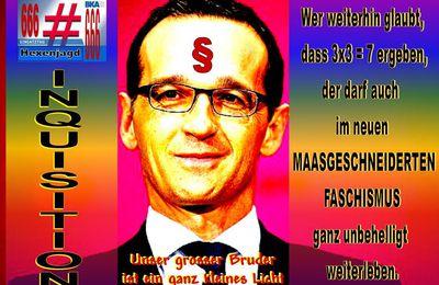 MAAS MUSS WEG. Deutschlands kleiner Bruder ist ein ganz grosser Bösewicht.