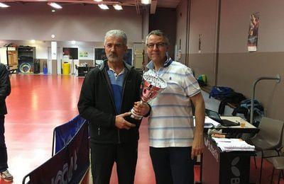 Classement de la 7ème édition du tournoi de ping pong - 2017
