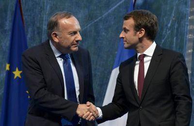 Sur TF1 Macron n'a pas redoré son blason. 61% des français n'ont pas été convaincus !
