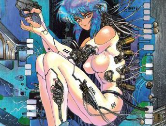 The Ghost in the Shell, de Shirow Masamune