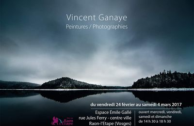 Exposition peintures / photographies
