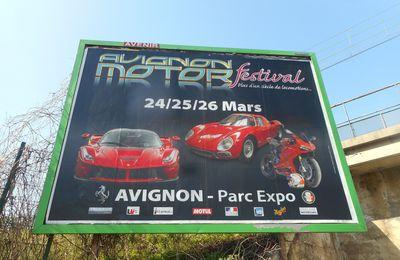 AVIGNON MOTOR Festival la 15ème édition