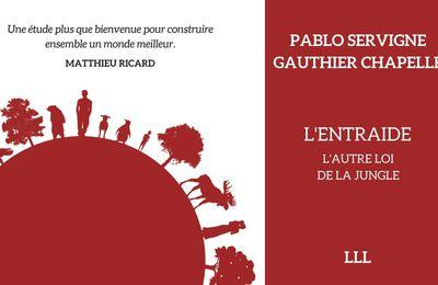 Rencontre avec Pablo Servigne et Gauthier Chapelle ce 17 octobre à Bruxelles