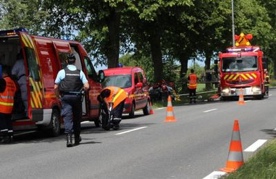 "Accident grave  au ""Peckel"""