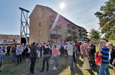 Infogang  der Gemeinde Superjumboloans 2019 - Teil 2 Bundeswehrwohnanlage