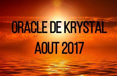Guidance Oracle de Krystal Aout 2017