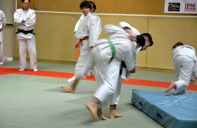 Bientôt la reprise au Judo club pontévallois.