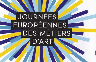 JOURNEES EUROPEENNES DES METIERS D'ART