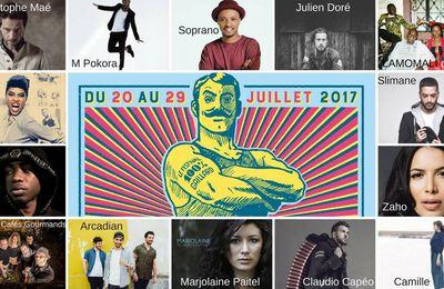 Brive Festival 2017 - Les Stars au Rendez vous du 20 au 29 Juillet en Corrèze