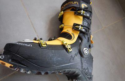 J'ai testé les chaussures de ski de randonnée La Sportiva Spectre 2.0