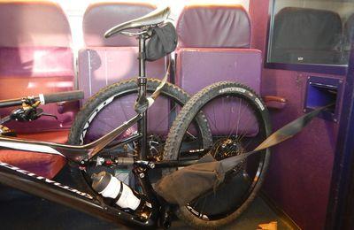 Voyager en train ou TGV avec son vélo, une aventure...