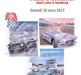 Agenda de l'Autodrome de Linas-Montlhéry (91) pour 2017