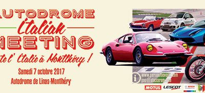 Autodrome Italian Meeting 7 octobre 2017