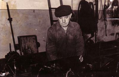 Albert NEEF, ouvrier modèle en République Démocratique d'Allemagne