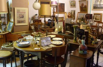 Antiquités, Brocante, JADIS à Clamecy 58500
