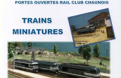Le Rail Club Chaunois fête les Rabelais