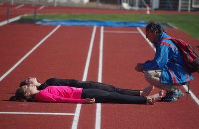 Des ateliers pour le bien être des athlètes au RCArras d'athlétisme pour la saison 2017-2018