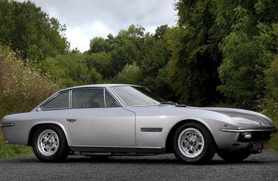 VOITURES DE LEGENDE (703) : LAMBORGHINI  ISLARO  400 GT - 1969