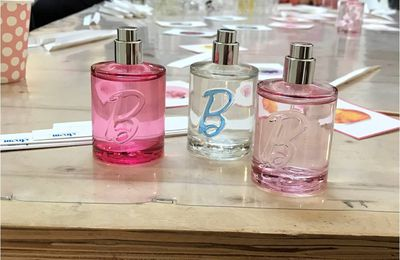 Parfums Barbie Iconic Fragances & Barbie Party 🍭