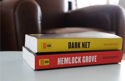 Dark Net & Hemlock Grove : surnaturel chez Super 8 éditions