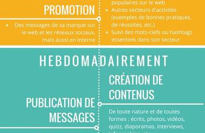 Le Job du Community Manager ?