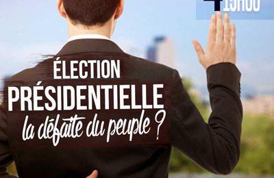 Colloque d'AF sur l'élection présidentielle samedi 4 mars à Marseille