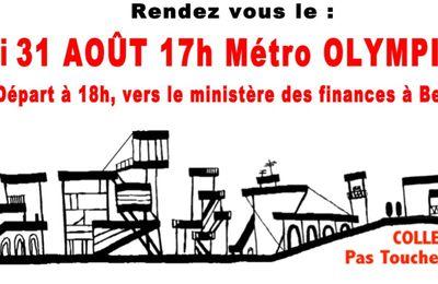 Mobilisation pour les APL !
