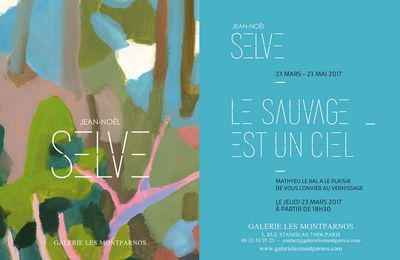 Invitation vernissage - Le jeudi 23 mars à partir de 18h30.