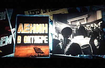 Nuit du cinéma russe : les images arrêtées