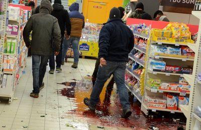 « l'Espagne proteste contre les actions violentes des vituculteurs français »
