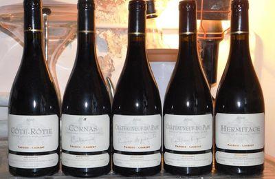 Mercredi 5 juillet 2017 : « Domaine Tardieu-Laurent, valoriser les différentes appellations du Rhône »