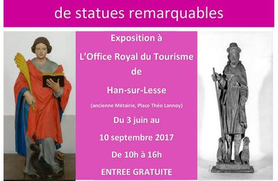 Exposition Statues
