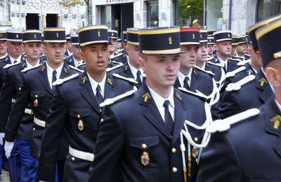 Une messe solennelle pour les nouveaux gendarmes